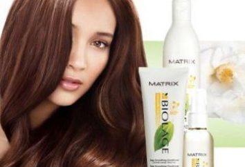 """Schampoos """"Matrix"""": Kundenrezensionen. Ist """"Matrix"""" Shampoo ist wirksam: feuchtigkeitsspendend, für Volumen, für Blondinen und andere?"""