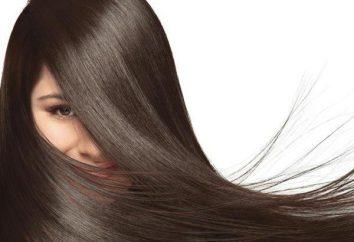 Keratynę brazylijską do prostowania włosów