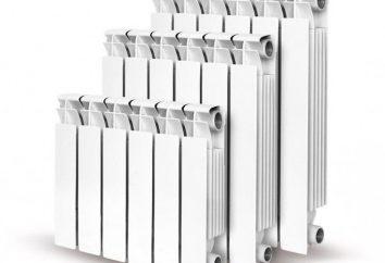 Avaliação radiadores bimetálicos para apartamentos e casas