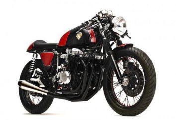 Motociclos com transmissão automática: Honda