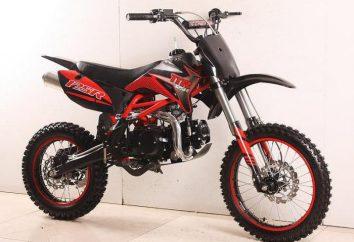 Motocykl terenowy TTR-125: Dane techniczne, zdjęcia i opinie