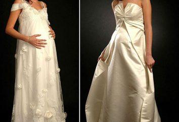 robes longues pour les femmes enceintes