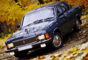"""Gas-3102 """"Volga"""": las especificaciones técnicas, diseño y fotos"""