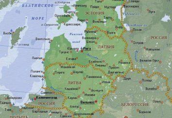 Lituânia (Lituânia) é um país do norte da Europa. Descrição, clima, características
