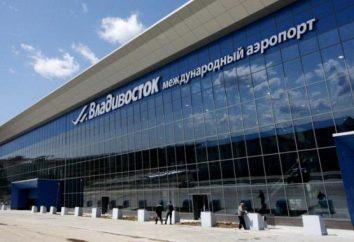 Aeropuerto Internacional de Vladivostok: descripción y actividades