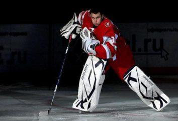 jugador de hockey Konstantin Barulin: biografía, el logro