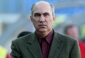 Berdyev Kurban Bekievich: biografia piłkarz i trener