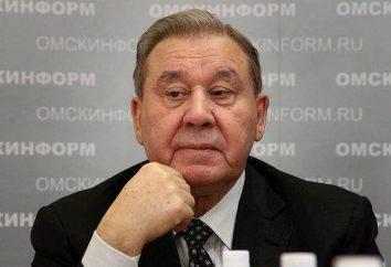 O primeiro governador da região de Omsk Polezhaev Leonid Konstantinovich: biografia, trabalho