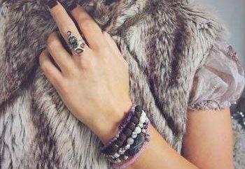 Armband aus einem Stein – eine Quelle für Gesundheit und Schönheit, für jedermann zugänglich