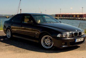 BMW 525i: spécifications techniques et commentaires des propriétaires