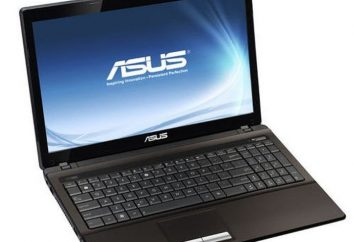 Asus K53T: opinie. Asus K53T i Windows XP