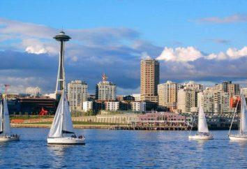 apprentissage de la géographie: Où se trouve Seattle?