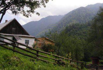 Activités Psebaya. Randonnée. région de Krasnodar
