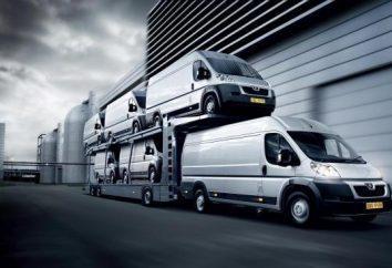 """La tercera generación de la camioneta """"Peugeot Boxer"""" – las especificaciones técnicas y no sólo"""