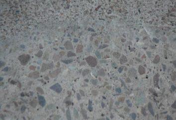 Klasyfikacja i ciężar betonu