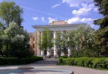Niżny Nowogród College (Politechnika): specjalistyczne i dochodach zasady