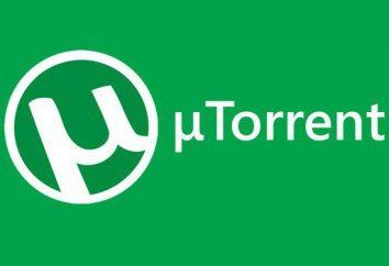 Erreur dans uTorrent « L'accès est refusé écriture sur le disque »: causes, remèdes