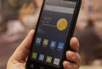 Telefon komórkowy Alcatel One Touch Pixi 3: przejrzyj, opis, specyfikacje i opinie