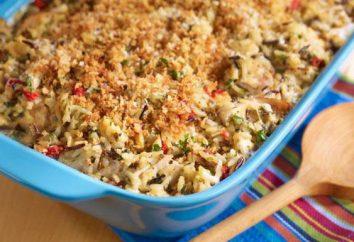 Cómo cocinar el arroz a la cazuela con la carne picada en el horno – las mejores recetas