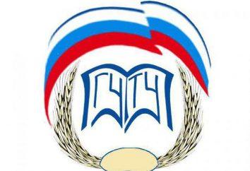 MSUTM: opinie. Moskiewski Państwowy Uniwersytet Technologii i Zarządzania imienia KG Razumovsky