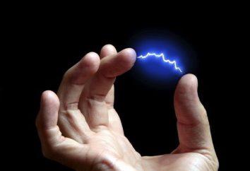 Courant électrique, sources de courant électrique: définition et essence