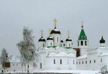 Moscow-Moore. Viajar para a antiga cidade sagrada de Moore