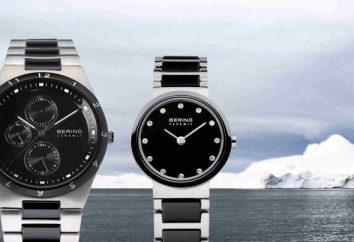Relógios Bering: revisão