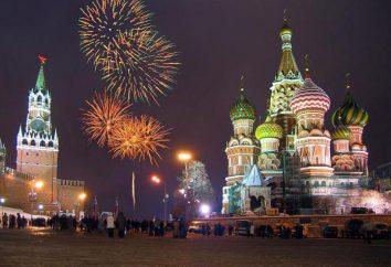 Piazza Rossa per il nuovo anno: recensioni