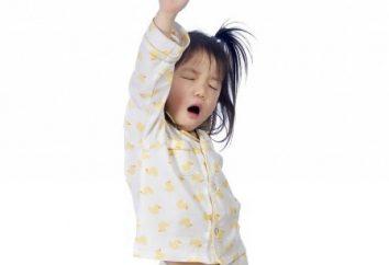 Sonnambulismo nei bambini. Qual è la ragione?