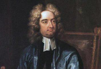 Biografia di Jonathan Swift, opere, citazioni
