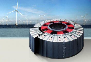 Come generatore di energia elettrica fatta