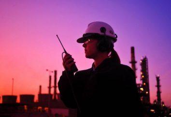 Design, construção e operação de oleodutos e Storages de gás e petróleo