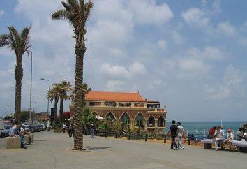 Beirut – capitale del Libano. Perla d'Oriente