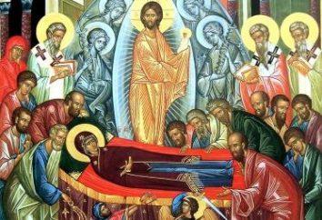 Festa dell'Assunzione della Madonna. Lipetsk Antica Chiesa dell'Assunta
