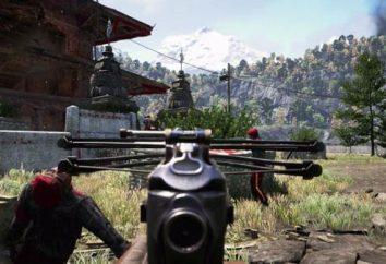 Far Cry 4 juego: armas Kirata