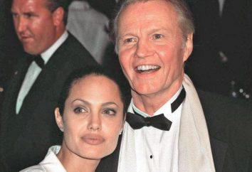 El padre de Angelina Jolie Dzhon Voyt: fotos, filmografía. ¿Por Andzhelina Dzholi no se comunica con su padre?