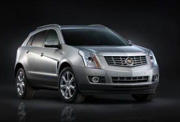 Cadillac SRX: opiniões de proprietários de automóveis e especificações do carro
