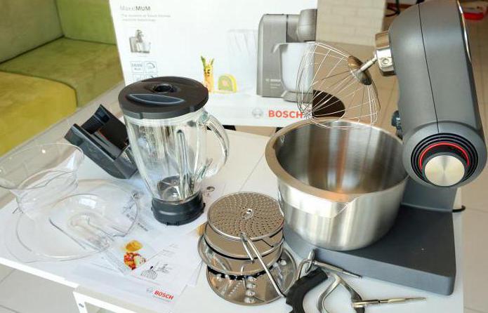 Bosch MUM 54251 - ein perfekter Assistent in der Küche