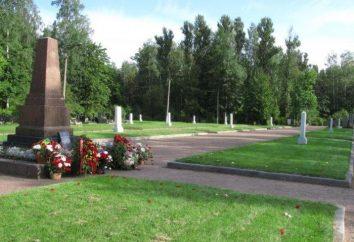 Ciò che è interessante cimitero teologico?