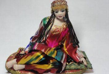 Qu'est-ce que vous appelez la robe ouzbek? costume national ouzbek: les photos