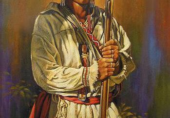 Iroquois – Indiens d'Amérique du Nord: le nombre et la portée de la tribu