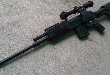 """""""Saiga 308"""": stary dobry pistolet ramach nowych nabojów kalibru karabinów"""