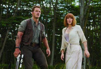 Les rôles et les acteurs « Jurassic World »