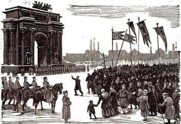 sciopero politico di tutta la Russia nel mese di ottobre 1905:. Descrizione, storia, performance e fatti interessanti