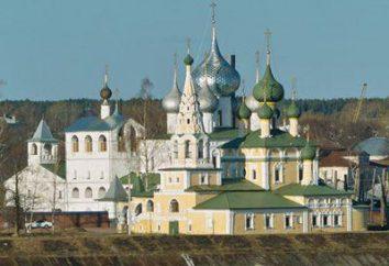 Adres Uglich Kremla, fotografia, historia