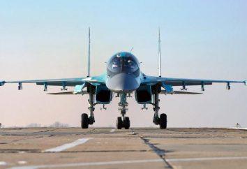 Su-34: descrizione e le specifiche. dell'aviazione militare