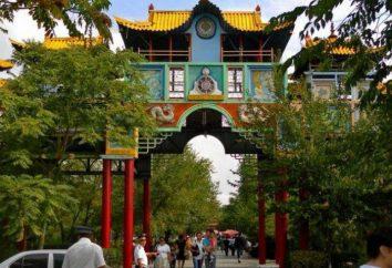 Golden Gate (Elista) – un capital miracle sacré de Kalmoukie