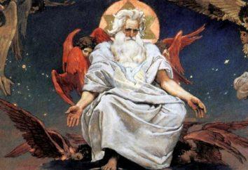 Stare rosyjskie bogowie: personifikacja słowiańskiego obrazu świata