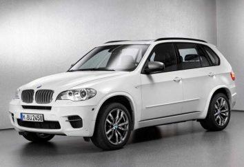 Überblick über das Auto BMW X 5