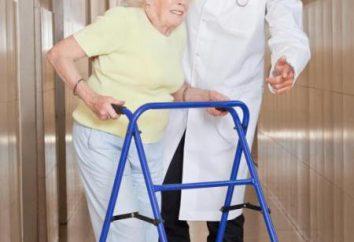 Walkers per anziani: suggerimenti su come scegliere e recensioni
